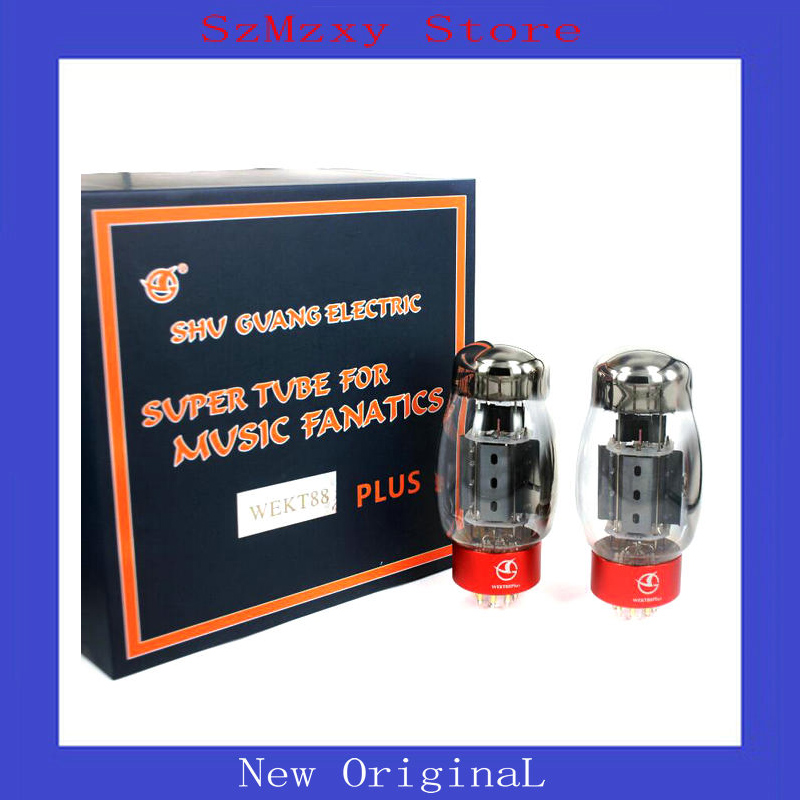 2PCS/Lot WEKT88 New shuguang Tube WEKT88PLUS generation KT88/6550 цена и фото