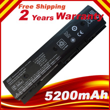 6 cells laptop battery FOR HP DV4-5000 M6  671731-001 671567-831  HSTNN-YB3N  HSTNN-DB3P HSTNN-UB3N 671731-001 MO06