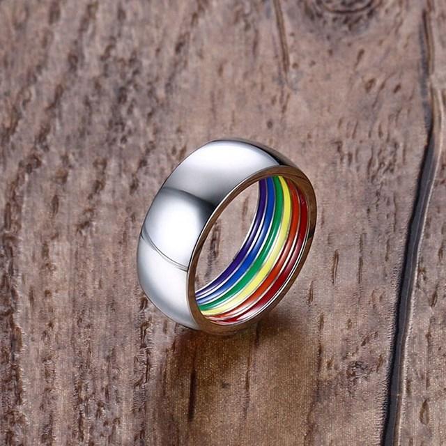 Unicorn Rainbow Ring