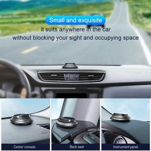 Image 5 - Baseus Car Air Freshener Car Phone Holder Solid Air Freshener Perfume Diffuser Luxury Air Purifier Aromatherapy Car fragrance
