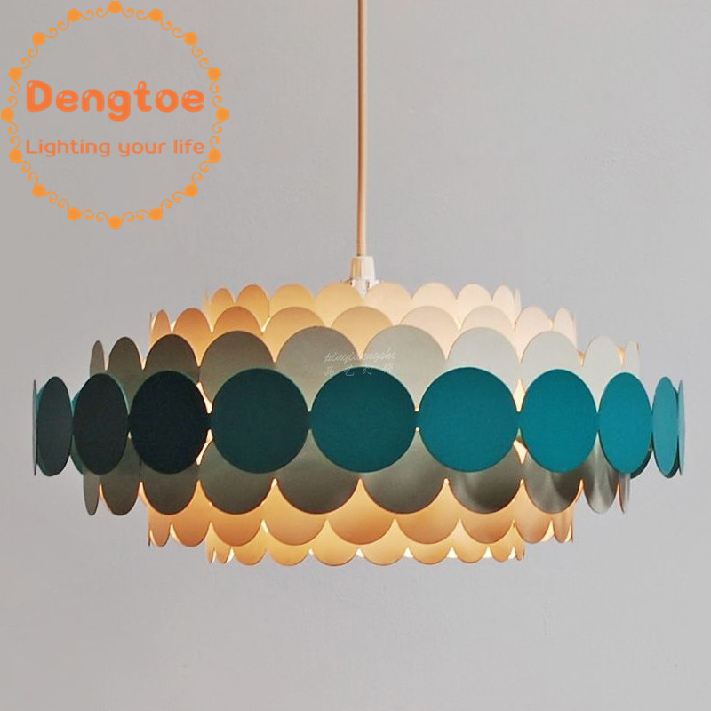 Post Modern Chandelier for Living Room Kitchen Staircase Pendant Lamp Luxury Decorative Lamp Round Beads|Chandeliers| |  - title=
