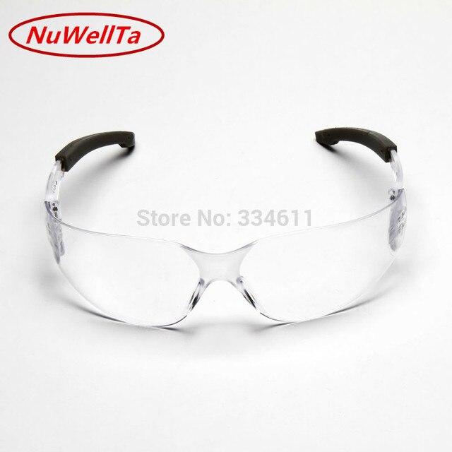 2 pcs NEW transparente de Policarbonato de Segurança Funciona Através de  segurança Óculos de Segurança Econômica 2d6985a063