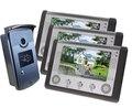 SmartYIBA видеодомофон 7 ''дюймовый монитор проводной видео дверной звонок Домофон Система RFID доступ 3 монитора 1 камера для дома