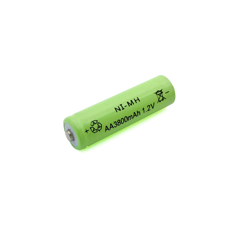 4pcs A Lot AA 3800mAh Ni-MH Rechargeable Batteries + 2pcs AAA 600mAh Rechargeable Batteries For Flashlight/Camera