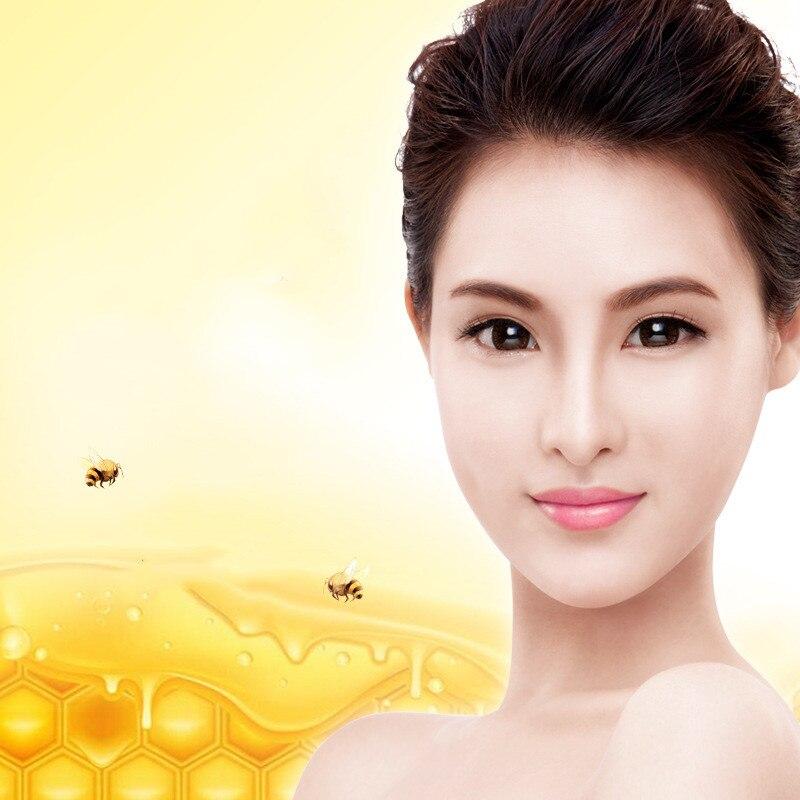 Honey Aloe Lip Balm Moisturizing Mild Brighten Lipbalm Makeup Colorless Refine Repair Wrinkles Women Skin Care 5