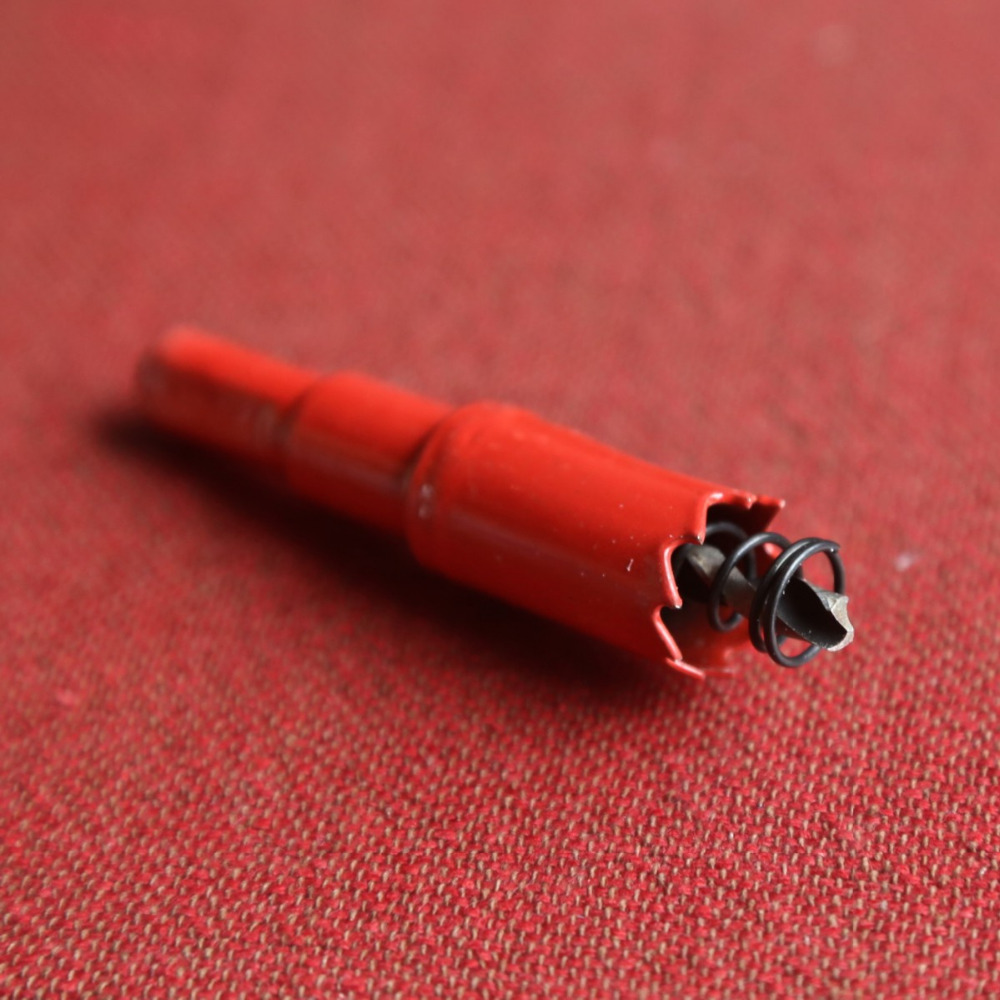 Envío gratis 1 unid 15-50mm HSSM42 hizo un agujero bimetálico vio - Broca - foto 3