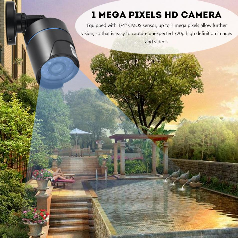 Home Security Camera Surveillance HD 720P IR Infrared Night Vision Waterproof IP66 Outdoor Wireless Video Baby Montior Cameral ...