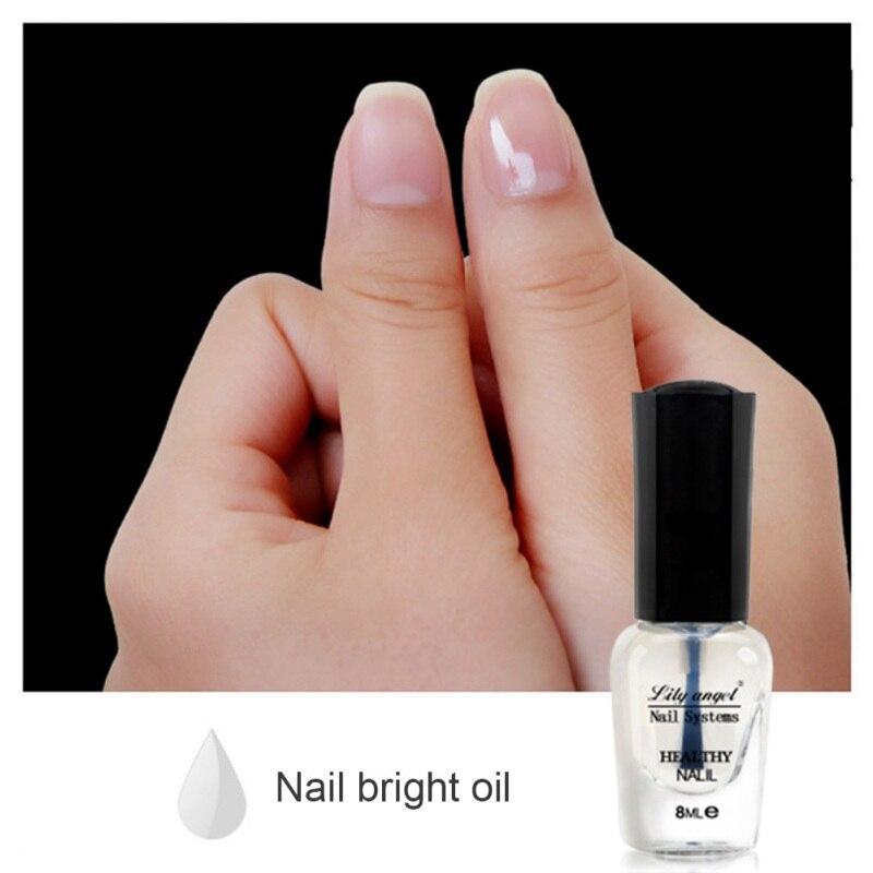1Pcs 8ml Peel Off Peelable Nail Polish Transparent Nail Varnish Nail ...
