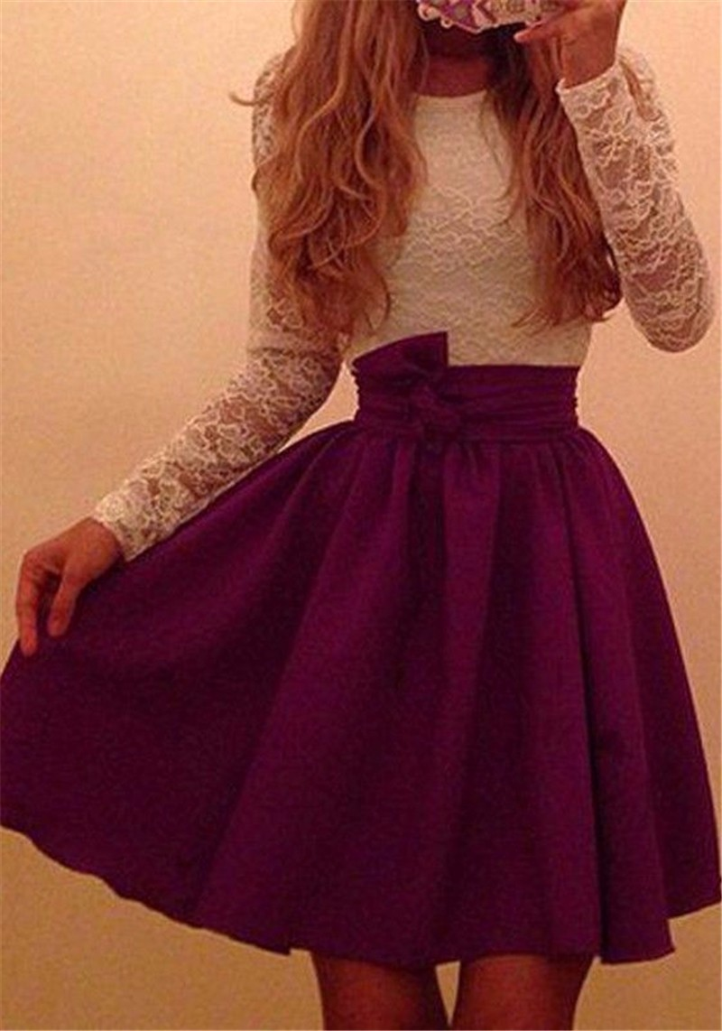 2017 new ukraine style womens autumn lace party dresses