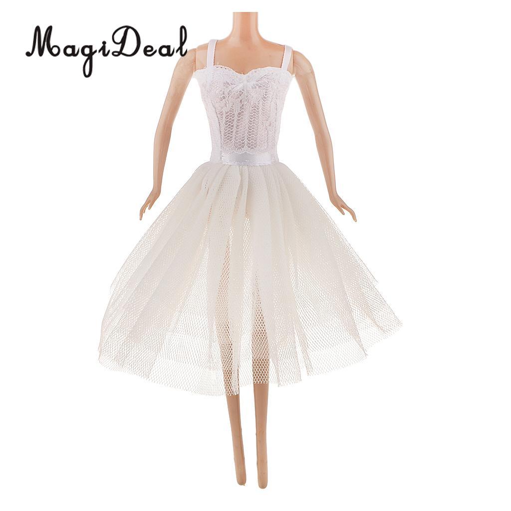 MagiDeal 4 стиля Потрясающие ручной работы китайский Cheongsam юбки для куклы принцесса ежедневно носить вечерние шоу Вечернее платье Костюмы Acc