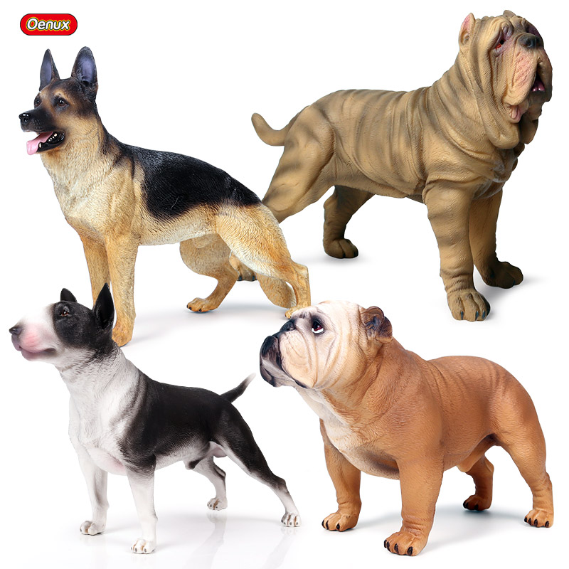 14 Colors Creative Large Kawaii Animal Corgi Dog Resin Craft Figurine Model Cute Puppy Doll Miniature Figurines No Magnets Home & Garden Home Decor