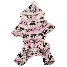 Stylish Pet Dog Warm Clothes