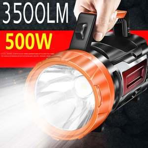 500W USB Charging LED Work Lig