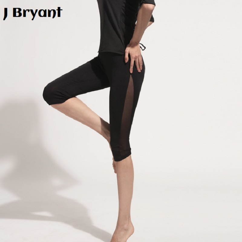 2016 Womens Running Pants Quick Dry Elastic Trousers Tights Women Sports Leggings Fitness Yoga Pants