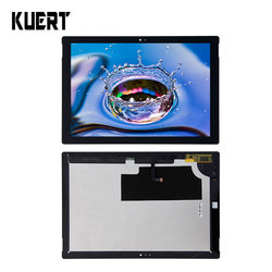 Für Microsoft Surface Pro 3 Pro3 LCD Display Screen Digitizer Touch Panel Glas Montage