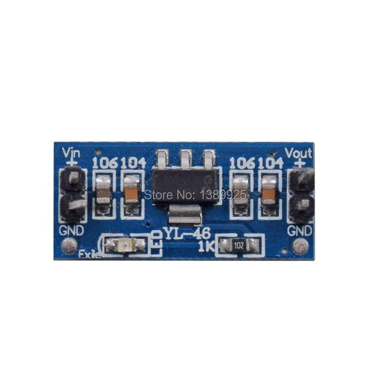 20 pcs AMS1117 5V (6-12V) Turn To 5V Power Supply Module AMS1117-5.0 For Arduino