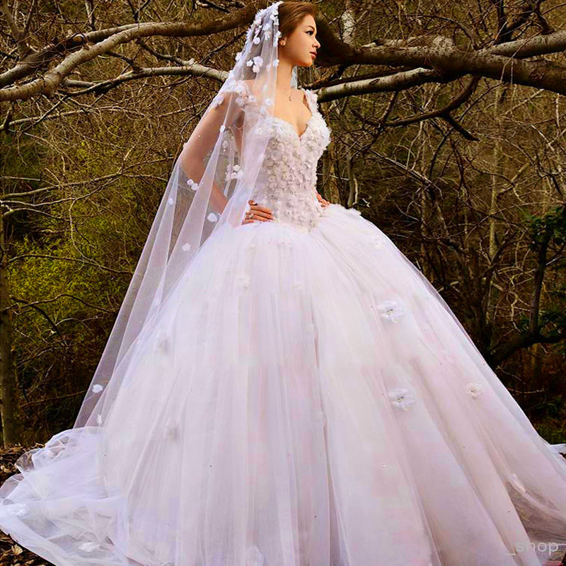 Online Buy Wholesale cinderella wedding dress from China ...