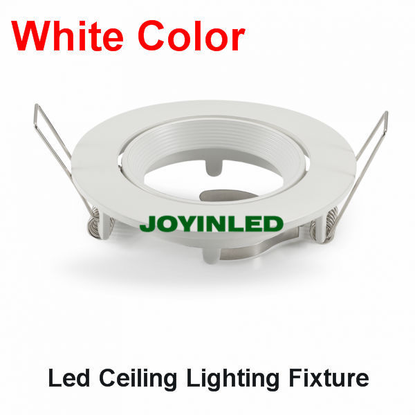 Gu10 Led Ceiling Light Fixture: Hot Sale Led Spotlight Bracket Recessed Ceiling Led