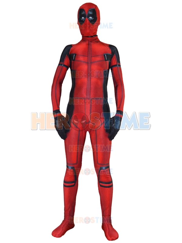 Deadpool Costume 3D Printed cosplay deadpool costume 2016 Movie Deadpool  superhero costume factory wholesale-in Anime Costumes from Novelty   Special  Use on ... ca9cdff099bf