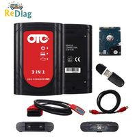 OTC Plus 3 in 1 Diagnostic Tools For nissan consult For Toyota Intelligent Tester OBD Scanner GTS With HDD