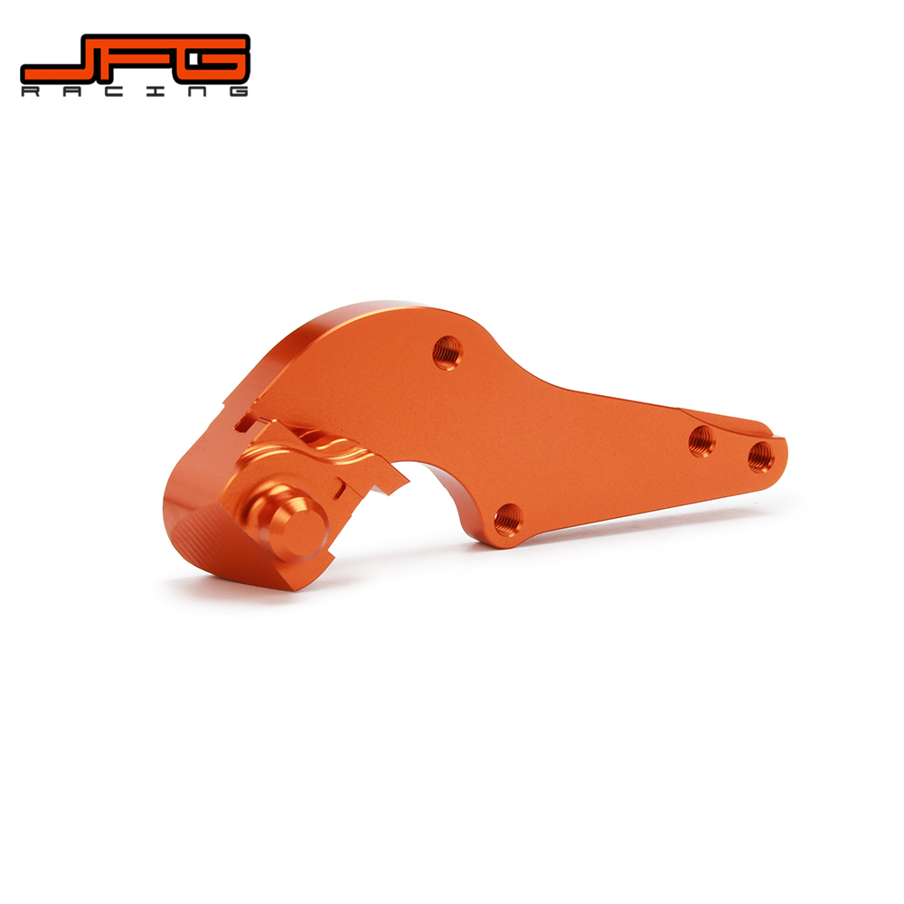 320MM Front Floating Brake Disc Rotor Bracket Adaptor Adapter For KTM EXC XC XCW XCF XCFW SX SXF 10-11 Motard Supermoto 270mm black front floating brake disc rotor adaptor for kx kxf klx 125 250 450 motorcycle dirt bike motocross supermoto motard