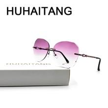 Sin montura gafas de Sol de Las Mujeres Oculos Gafas de Sol gafas de Sol Gafas de Sol Feminina Feminino Gafas de Sol Gafas Lentes Mujer Femme