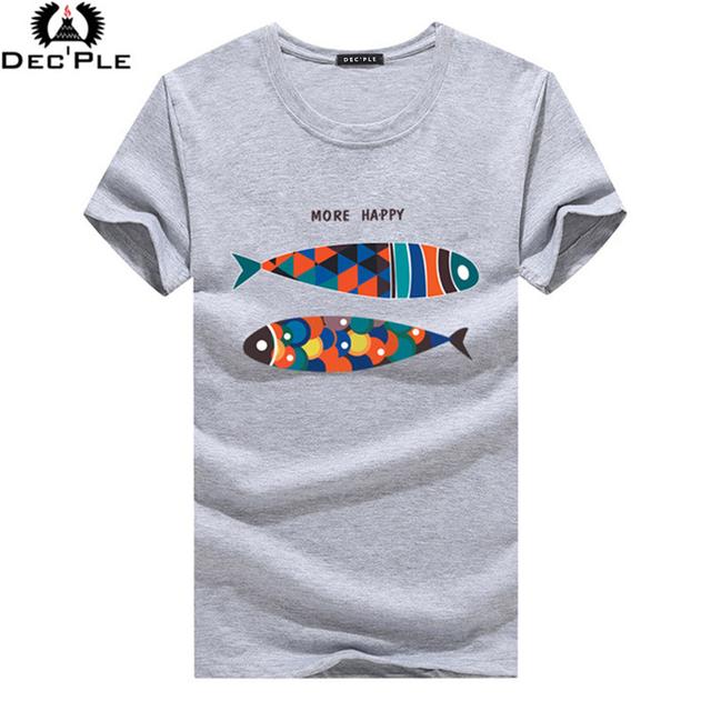 Casual cotton T-shirt