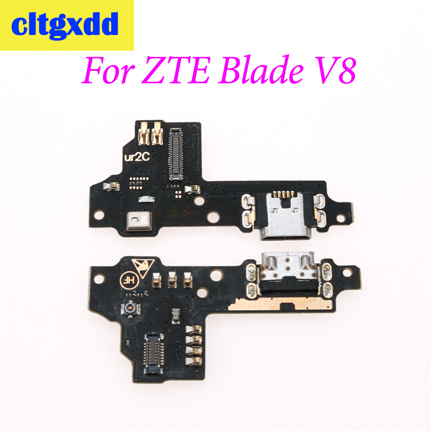 Cltgxdd New USB Charger Port Socket Flex Cable For ZTE Blade V8 USB Jack Charging Dock Connector Parts