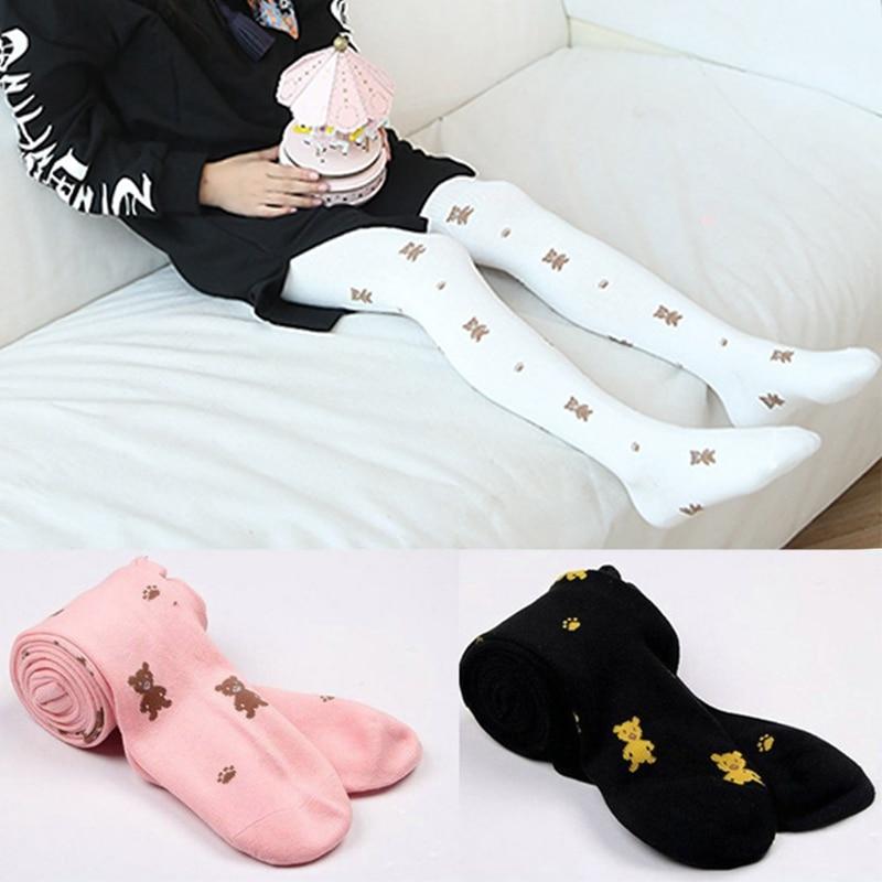 Soft Newborn infant baby girls toddler kids tights stockings pantyhose pants TK
