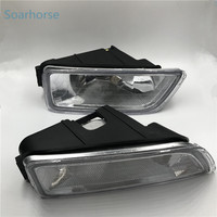 Soarhorse Car Front bumper fog driving lights Fog Lamp For Honda accord 2003 2007 CM4/CM5/CM6