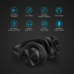 Image 4 - Mixcder E9 سماعة اكتيف بخاصية إلغاء الضوضاء سماعة لاسلكية تعمل بالبلوتوث سماعة مزودة بميكروفون ANC سماعة رأس مزودة بتقنية البلوتوث s ديب باس