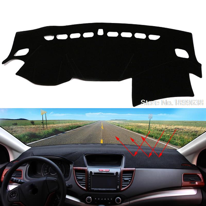Car dashboard Avoid light pad Instrument platform desk cover Mats Carpets Auto accessories for Hyundai IX25 2014 2015 2016 dashboard cover