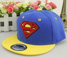 Hot Sale Hats Snapback Caps Bone Aba Reta Fashion Child Snapback Hat Male Super Man Diamond Pattern Baseball Cap Hiphop