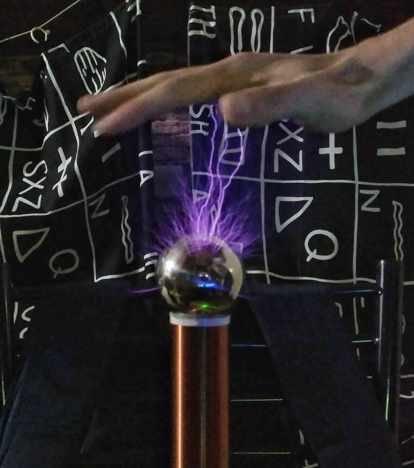 Étincelle écart Tesla bobine costume Arc Test bricolage sans fil électricité Transmission jouer jouet ZVS puissance 35 W-60 W DC 12 V-36 V - 5