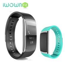 Original iwownfit i6 Pro i6Pro Pulsera Pulsómetro Bluetooth Pulsera Inteligente 4.0 Actividad Rastreador Para Android IOS Teléfono