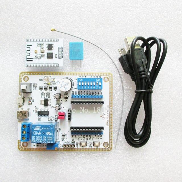 1 компл. ESP8266 беспроводной модуль wi-fi разработка совет 8266 SDK развития чип оптовая продажа электронные