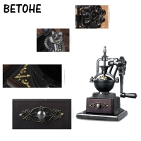 BETOHE Manual coffee beans cast iron grinder hand pulverizers grinding machine