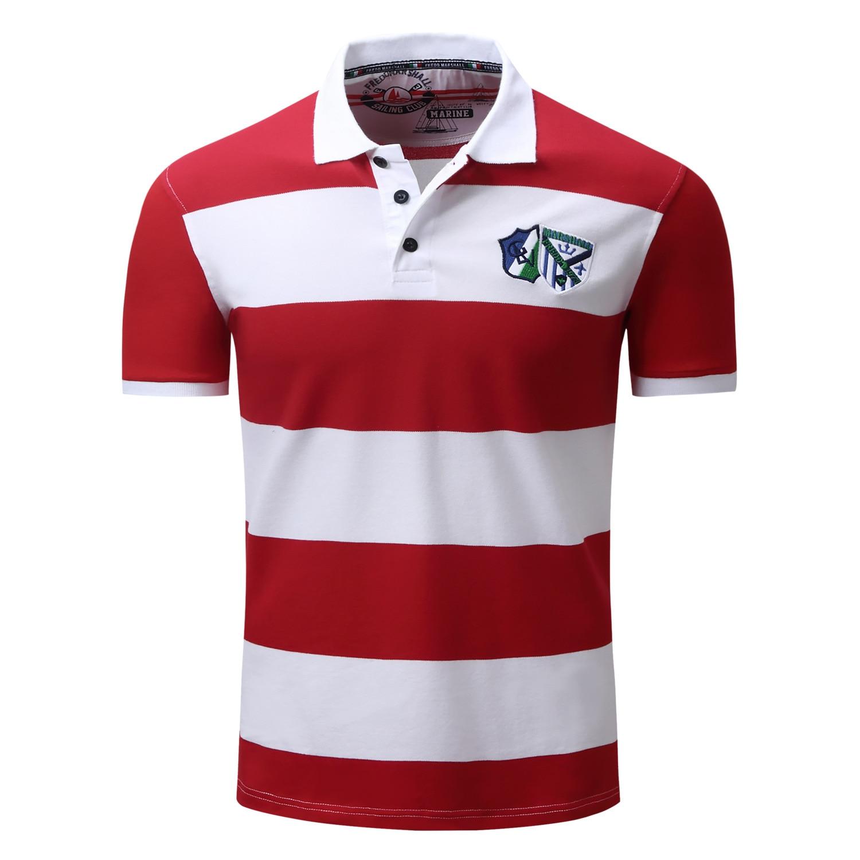 Men   Polo   Shirt New Summer Casual Patchwork Cotton Mens   Polo   Contrast Color Brand   Polo   Shirts   Polo   Male EU Size