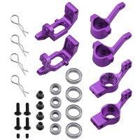 Aluminum Steering Hub 102210 102211 102212 102010 102011 102012 Upgrade Parts For RC HSP BRONTOSAURUS 1