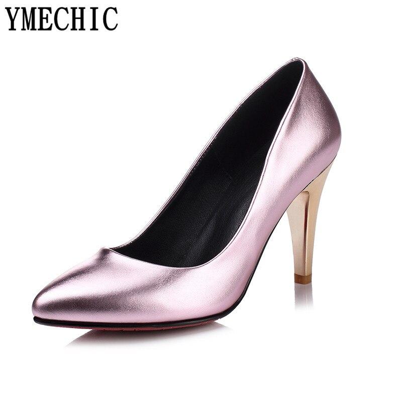 Online Get Cheap Silver Spiked Heels -Aliexpress.com | Alibaba Group