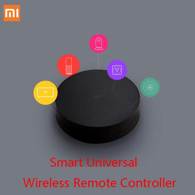 Original Xiaomi Mi Universal Smart Remote Controller Home Appliances WIFI+IR Switch 360 Degree Smart for Air Conditioner TV DVD