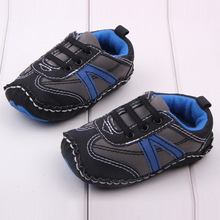 Fashion Leather Boys Baby Chaussures Kids Shoes Newborn Infant Boy Sports Sneakers Children Sapatinhos Bebe Sapatos Age 0-18M