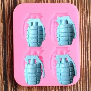 Bebé de juguete en forma de Fondant molde de silicona para pastel artesanía de chocolate azúcar moldes DIY herramientas de Decoración de Pastel polímero arcilla caramelo moldes