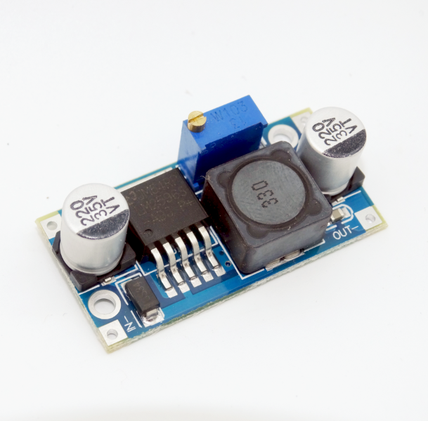 Free shipping 1pcs/lot Tracking number LM2596 LM2596S DC-DC adjustable step-down power Supply module NEW ,High Quality купить