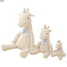 1 Pcs Stuffed Plush Toys for Children New Soft Lovely Cartoon Alpaca Deer Doll Cute Baby Kid Girl Present Birthday Gift