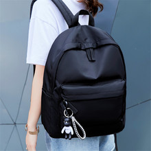 Summer New Womens Bag Backpack Female Korean Wild Fashion Student