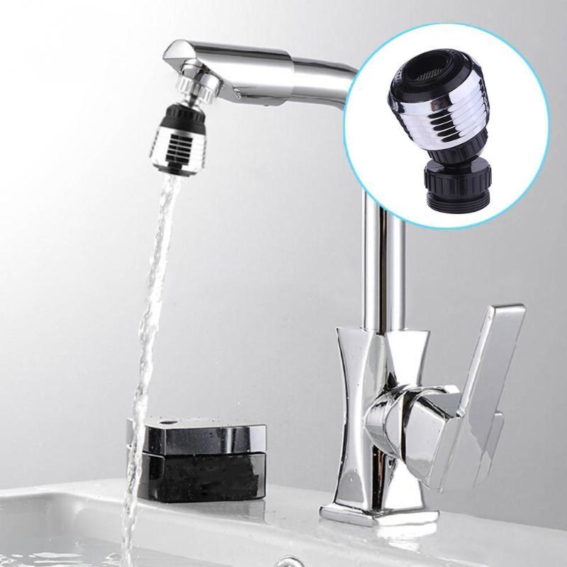 360 Rotate Faucet Nozzle Kitchen Water Faucet Saving Tap Water Saving Head Filter Nozzle Water Kitchen Spray Faucet