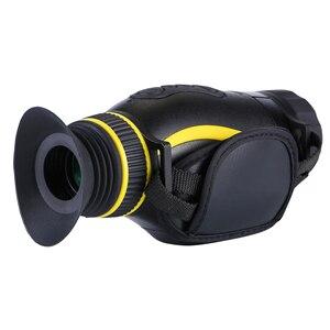 Image 3 - Nowe urządzenie HD na podczerwień cyfrowe urządzenie noktowizyjne nagrywanie obrazu i wideo wielofunkcyjny 4X35 dzień i noc monokularowy teleskop IR Hunt