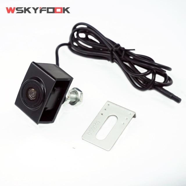 600L Ночное видение HD CCD автомобиль вид спереди Логотип Встроенная камера для Land Rover Evoque/Range Rover 2015 Парковка Комплект