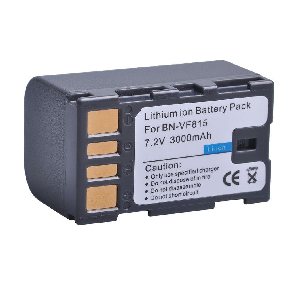Tectra 1 stücke BN-VF815 BN-VF815U BNVF815 BN VF815 Batterie für JVC GR-D720US GR-D728 GR-D750US GR-D771 GR-D720 GR-D740US Batterie
